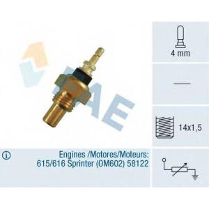 FAE 32220 Датчик температуры MB Sprinter