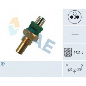 Температурный датчик охлаждающей жидкости 32510 fae - MERCEDES-BENZ E-CLASS (W124) седан E 250 D (124.126, 124.129)