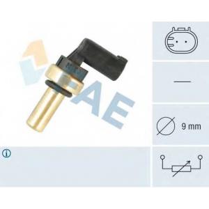 FAE 32705 Датчик, температура охлаждающей жидкости