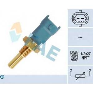FAE 33690 Датчик, температура охлаждающей жидкости