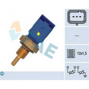 FAE 33795 Датчик температуры двигателя PSA 99-> (3ф. синий)