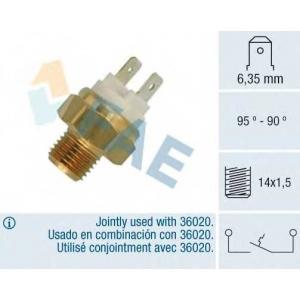 FAE 36010 Термовыключатель, вентилятор радиатора