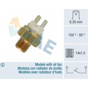 FAE 36060 Термовыключатель, вентилятор радиатора