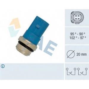 FAE 38391 Датчик включения вентилятора