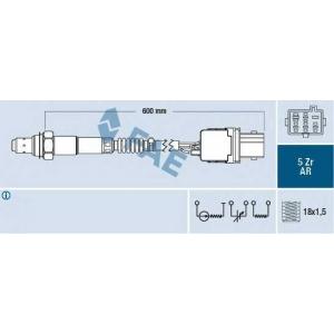 FAE 75004 Лямбда-зонд