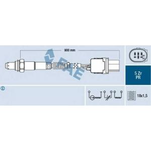 FAE 75079 Oxygen sensor