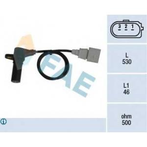 FAE 79063 Дат.вращения колен-ла VW T-5 1.9TDi