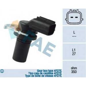 FAE 79136 Датчик частоты вращения, автоматическая коробка передач