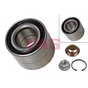 Комплект подшипника ступицы колеса 713623510 fag - OPEL AGILA (B) (H08) Наклонная задняя часть 1.2