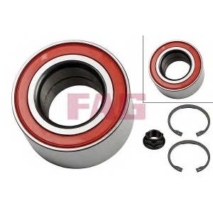 Комплект подшипника ступицы колеса 713665020 fag - SAAB 900 I Combi Coupe Наклонная задняя часть 2.0 Turbo-16