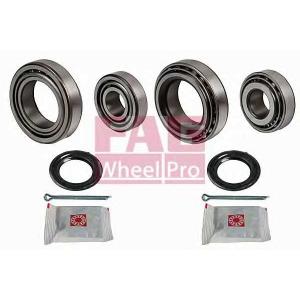 Комплект подшипника ступицы колеса 713800110 fag - OPEL CORSA A TR (91_, 92_, 96_, 97_) седан 1.0