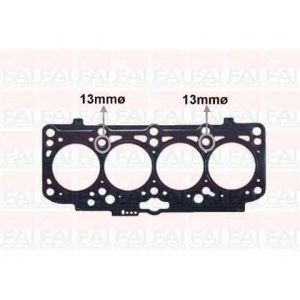 FAI AUTOPARTS HG1011A Прокладка Г/Б Audi/VW 1.9SDI/TDI AHF/AGR MLS MOT- 2! 1.63MM