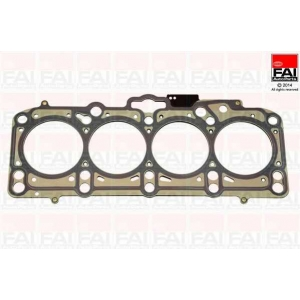 FAI AUTOPARTS HG1012A Прокладка Г/Б Audi/VW 1.9SDI/TDI AHF/AGR MLS MOT- 2! 1.63MM