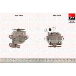 FAI AUTOPARTS OP243 Масляна помпа PSA Boxer/Ducato/Jumper 2.2Hdi 100/120/Ford Tranzit 2.4 Tdci