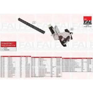 FAI-AUTOPARTS TCK111NG TCK111NG Ланцюг ГРМ FAI AutoParts (шт.)