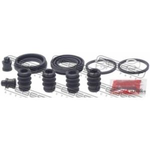 FEBEST 0175-ZZE150R Ремкомплект суппорта тормозного COROLLA ZZE150/ZRE150 06- зад.