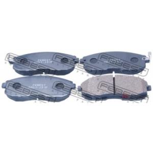 FEBEST 0201-J31F Комплект тормозных колодок, дисковый тормоз Инфинити Ай 30