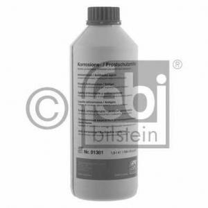 FEBI BILSTEIN 01381 Антифриз FEBI красный концентрат G12 (Канистра 1,5л)
