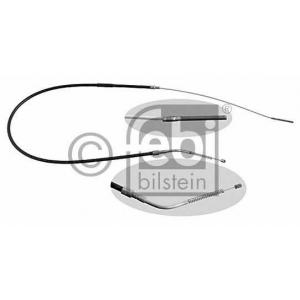 FEBI BILSTEIN 01756 Трос, стояночная тормозная система