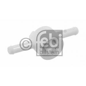 Клапан, топливный фильтр 02087 febi - AUDI 80 (81, 85, B2) седан 1.6 D
