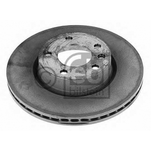 FEBI 02494 Тормозной диск