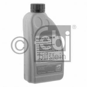 FEBI BILSTEIN 02615 Жидкость для гидросистем ZH-M желтая FEBI (Канистра 1л)