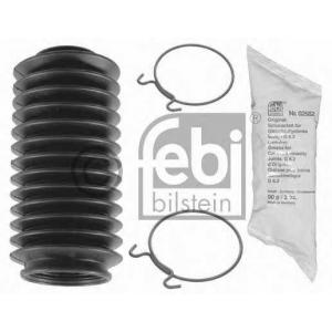 FEBI 02761 Комплект пыльника рулевой рейки