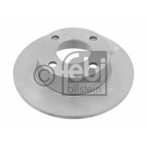 FEBI 02908 Тормозной диск