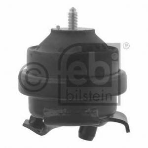 FEBI BILSTEIN 03550 Подушка опоры двиг. VW GOLF,JETTA II (-92), PASSAT (-93) передн. (пр-во FEBI)
