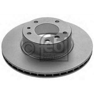 FEBI 04438 Тормозной диск