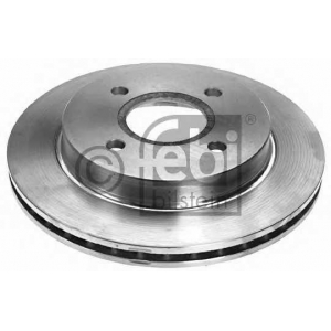 FEBI 05644 Тормозной диск задний