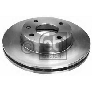 FEBI 05656 Тормозной диск передний