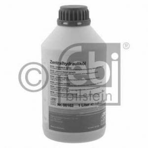 FEBI BILSTEIN 06162 Жидкость гидравлическая (минеральная) FEBI зеленая (Канистра 1л)