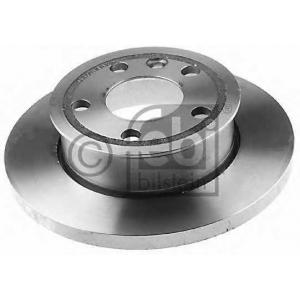 FEBI 06547 Тормозной диск передний