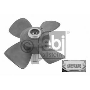 FEBI 06995 Вентилятор+мотор