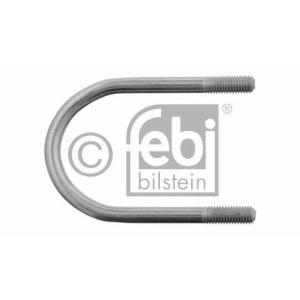 FEBI 07198 Хомут стабілізатора Mercedes T1-Series