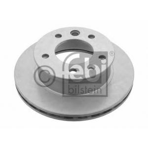 FEBI 07517 Тормозной диск MB Sprinter
