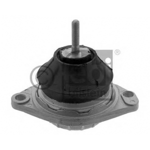 FEBI 07605 Подушка крепления двигателя