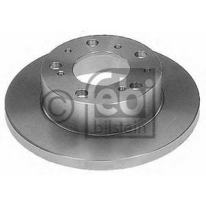 FEBI BILSTEIN 07922 Тормозной диск Фиат Таленто