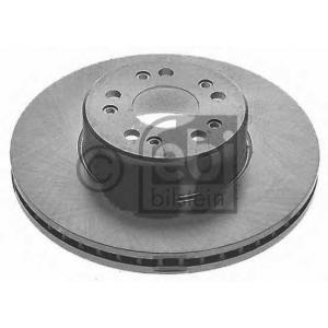 FEBI 08128 Тормозной диск