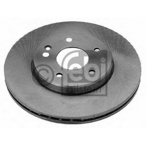 FEBI 08129 Гальмівний диск