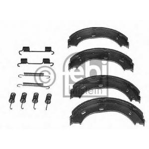 FEBI BILSTEIN 08324 Комплект тормозных колодок, стояночная тормозная система