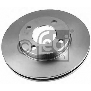 FEBI 08554 Тормозной диск