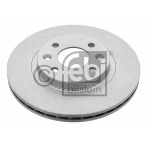 FEBI 09073 Тормозной диск