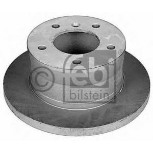 FEBI 09101 Гальмівний диск VW LT / Mercedes Sprinter 310 D / Mercedes Sprinter 312 D