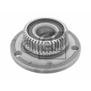 FEBI 09521 Підшипник колеса,комплект