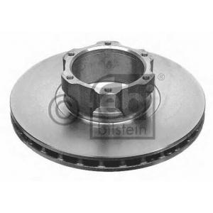 FEBI 09678 Тормозной диск