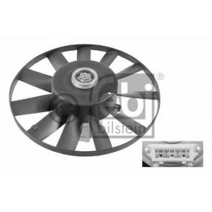 FEBI 09809 Вентилятор+мотор