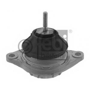 FEBI BILSTEIN 10014 Подушка опоры двиг. AUDI 100, A6 (-97) (пр-во FEBI)