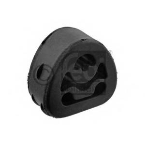 Стопорное кольцо, глушитель 10041 febi - MERCEDES-BENZ C-CLASS (W202) седан C 200 D (202.120)